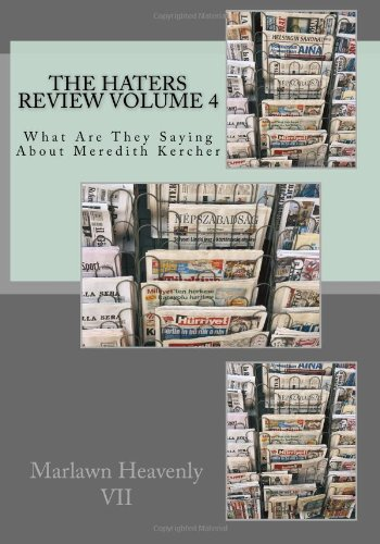 The Haters Review: What Are They Saying About Meredith Kercher: Volume 4