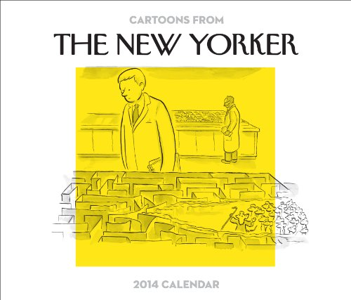 Cartoons from The New  Yorker 2014 Day-to-Day Calendar