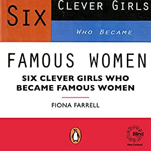 Six Clever Girls Who Became Famous Women Audiobook