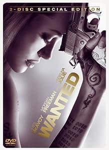 Wanted - (2 DVDs im  Steelbook)