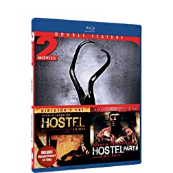 Hostel & Hostel II - Double Feature - Blu-ray