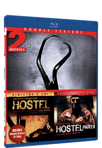 Hostel & Hostel II - Double Feature - Blu-ray (Hostel Ii compare prices)