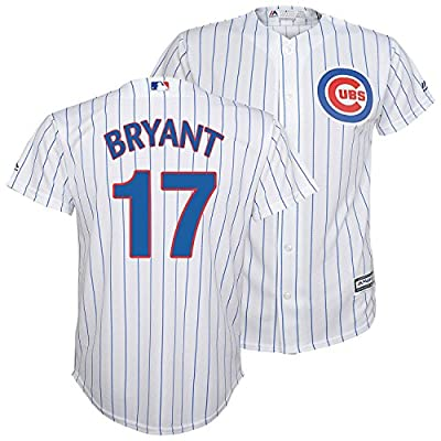 Kris Bryant Chicago Cubs Home Screen-Printed Toddler / Child Cool Base Jersey by Majestic