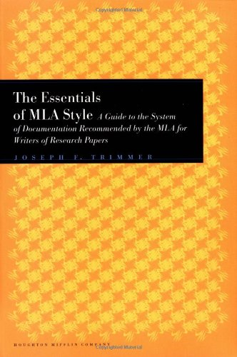 mla handbook for writers of research papers sixth Avoid plagiarism what is plagiarism according to the mla handbook for writers of research papers: sixth edition, plagiarism is the dishonest presentation of someone else's ideas as your own.