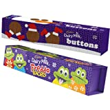 Cadbury Freddo & Buttons Christmas Tube Twin
