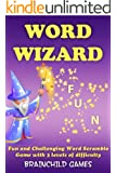 Word Wizard - Word Scramble Puzzle Games