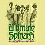 Live At The Unicorn JULY 1967 Vinyl [VINYL] Ultimate Spinach