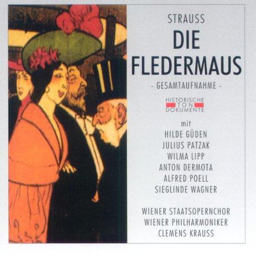 Die Fledermaus - Strauss - CD