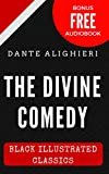 Image of The Divine Comedy: Black Illustrated Classics (Bonus Free Audiobook)