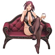 SKYTUBE Decadence Beauty 間宮麻理絵 from STARLESS 1/6スケール PVC製 塗装済み 完成品 フィギュア