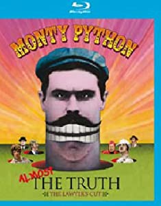 Monty Python: Almost the Truth - The Lawyer's Cut [Reino Unido] [Blu-ray] [Reino Unido]