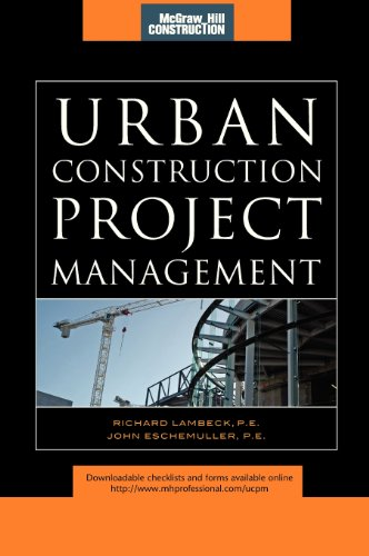 Urban Construction Project Management (McGraw-Hill Construction Series) - McGraw-Hill Professional - 0071544682 - ISBN:0071544682