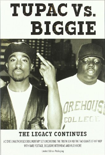 Tupac vs Biggie - The Legend Continues [DVD]