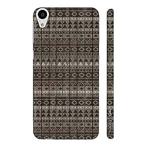 HTC Desire 626 Winter feel designer mobile hard shell case by Enthopia