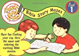 Seek and Find Bible Mazes: Seek and Find Bible Story Mazes