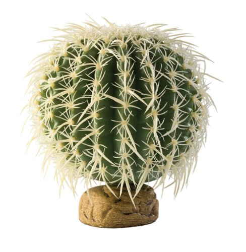 Exo Terra Hagen Exo Terra Barrel Cactus Terrarium Plant, Medium at Sears.com