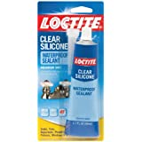 Loctite 908570 ,2.7-Ounce Tube Clear Silicone Waterproof Sealant