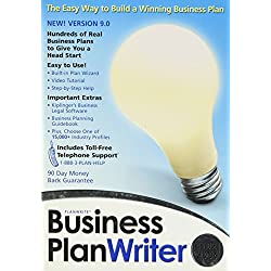 Planwrite Business Planwriter Deluxe 2006