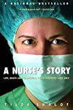 img - for A Nurse's Story book / textbook / text book