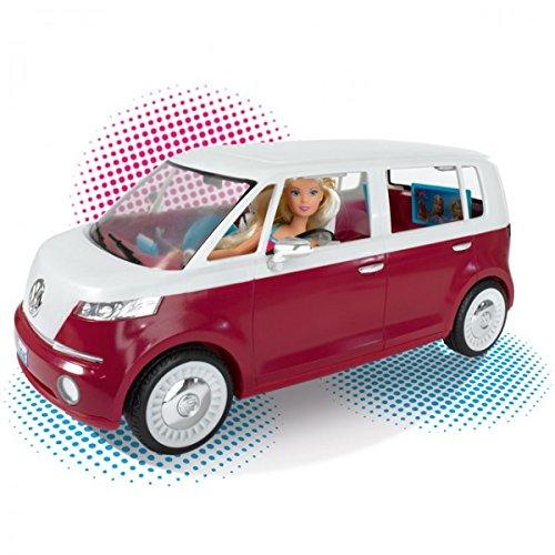 SIMBA 105734447 Steffi Love VW New Bulli Partybus Volkswagen mobile Disco Puppe Auto Modepuppe Ankleidepuppe NEU jetzt kaufen
