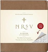 NRSV XL