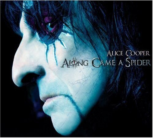 Along Came A Spider by Alice Cooper album cover
