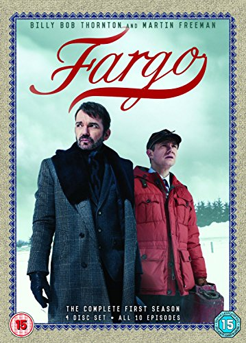 Fargo Staffel 1 - die komplette Season 1 [DVD] [EU-Import ohne deutsche Tonspur]