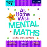 At Home with Mental Maths (7-9)by Sarah Lindsay