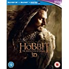 The Hobbit: The Desolation of Smaug [Blu-ray 3D + Blu-ray + UV Copy] [2013] [Region Free]