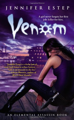 Venom (Elemental Assassin Book 3) - Jennifer Estep