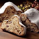 クリスマスのドイツの菓子パン「シュトーレン」でイブの日を待つ。