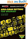 Afro-Cuban Rhythms for Drumset with C...