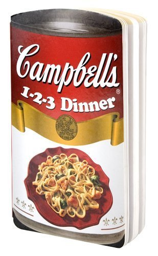 Campbell's 1-2-3 Dinner Recipes