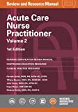img - for Acute Care Nurse Practitioner Review and Resource Manual, 1st Edition - Volume 2 book / textbook / text book