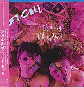 Soft Cell The Twelve Inch Singles Soft Cell Box Set