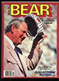 "Athlons ""The Bear"" (Paul Bryant) Americas All-Time Winning Coach Collectors Edition"