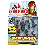 Iron Man War Machine Iron Man 3 Movie Assemblers Action Figure