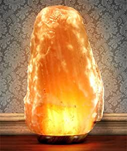 Spiritualquest Salt Lamps : Amazon.com: Everest Himalayan Salt Lamp 15-18