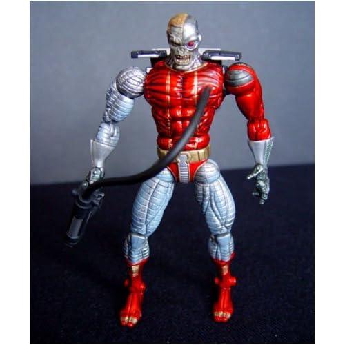 Marvel Legends Serie 09 (Galactus) Actionfigur: Deathlok als Weihnachtsgeschenk