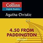 4.50 from Paddington: B2 (Collins Agatha Christie ELT Readers) Hörbuch von Agatha Christie Gesprochen von: Jane Collingwood