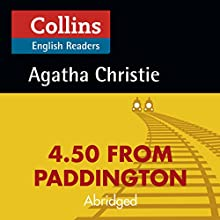 4.50 from Paddington: B2 (Collins Agatha Christie ELT Readers) Audiobook by Agatha Christie Narrated by Jane Collingwood