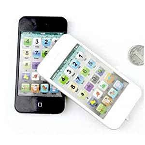 Buy BATTERY OPERATED IPHONE 5 STYLE SHAPED WALKIE TALKIE SET TOY FOR KIDS Online at Low Prices ...