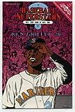 img - for Baseball Superstars Comics # 3 Ken Griffey Jr. book / textbook / text book