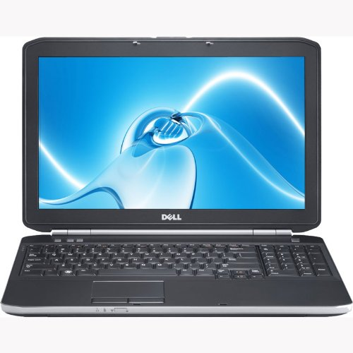 Dell Latitude E6520 Intel i5 2500MHz 250Gig Serial ATA HDD 8192mb DDR3 DVD ROM Wireless WI-FI 15.0 WideScreen LCD Real Windows 7 Professional 64 Bit Laptop Notebook Computer