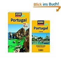 ADAC Reiseführer plus Portugal: Mit extra Karte zum Herausnehmen
