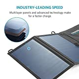 Anker 15W Dual Ports USB Solar Charger PowerPort Solar Lite for iPhone 6/6 Plus, iPad Air 2/mini 3, Galaxy S7/S6/S6 Edge and More