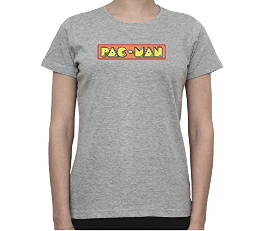 Pac Man Logo Women's T-Shirt - S to XL