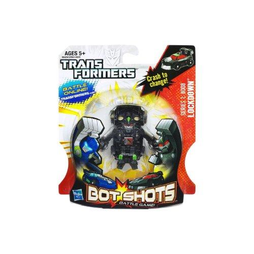 Hasbro Transformers Bot Shots Battle Game Series 1 Vehicle - Lockdown