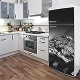 Domo D0123AJV5 Himalaya's Sunset Appliance Stickers