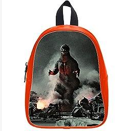 Soothing Supply Custom Film Godzilla School Bag 12\